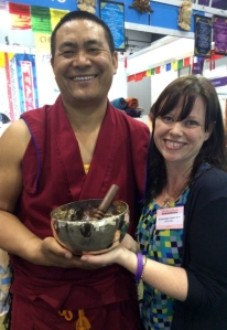 Singing Bowl Blessings from Tendar