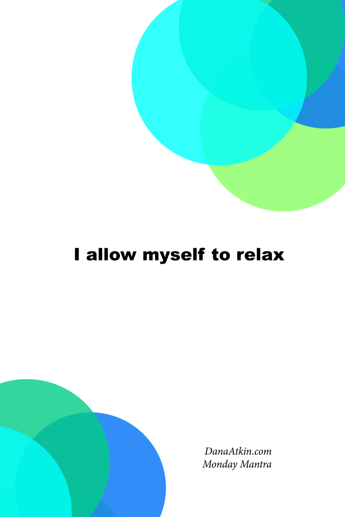 Monday-Mantra-I-Allow-Myself-to-relax