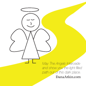 Angels intercede Dana Atkin Kinesiology